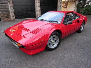1983 Ferrari 308 GTB QV -One of just 40 remaining For Sale