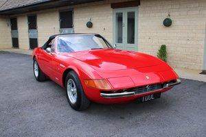 1976 DAYTONA SPYDER REPLICA - £58,950 For Sale