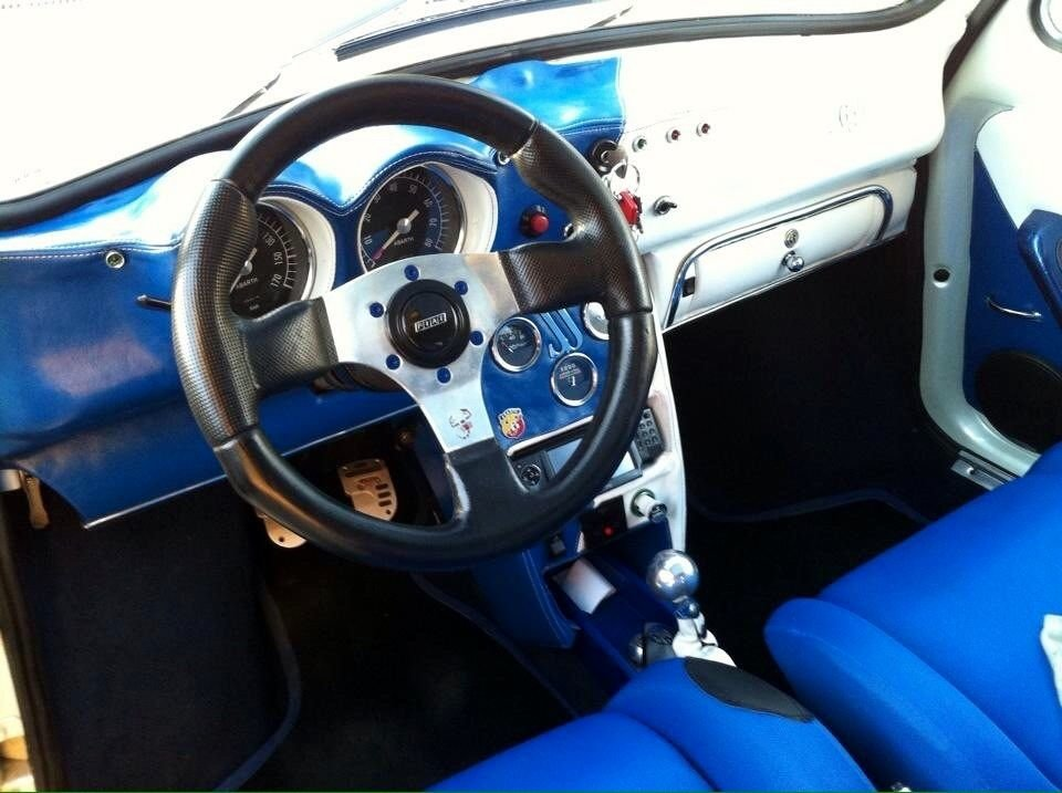 1972 FIAT 500 ARBARTH 695 SS EVOCATION LHD For Sale (picture 4 of 6)