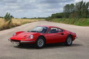 1974 Ferrari Dino 246 GT For Sale by Auction