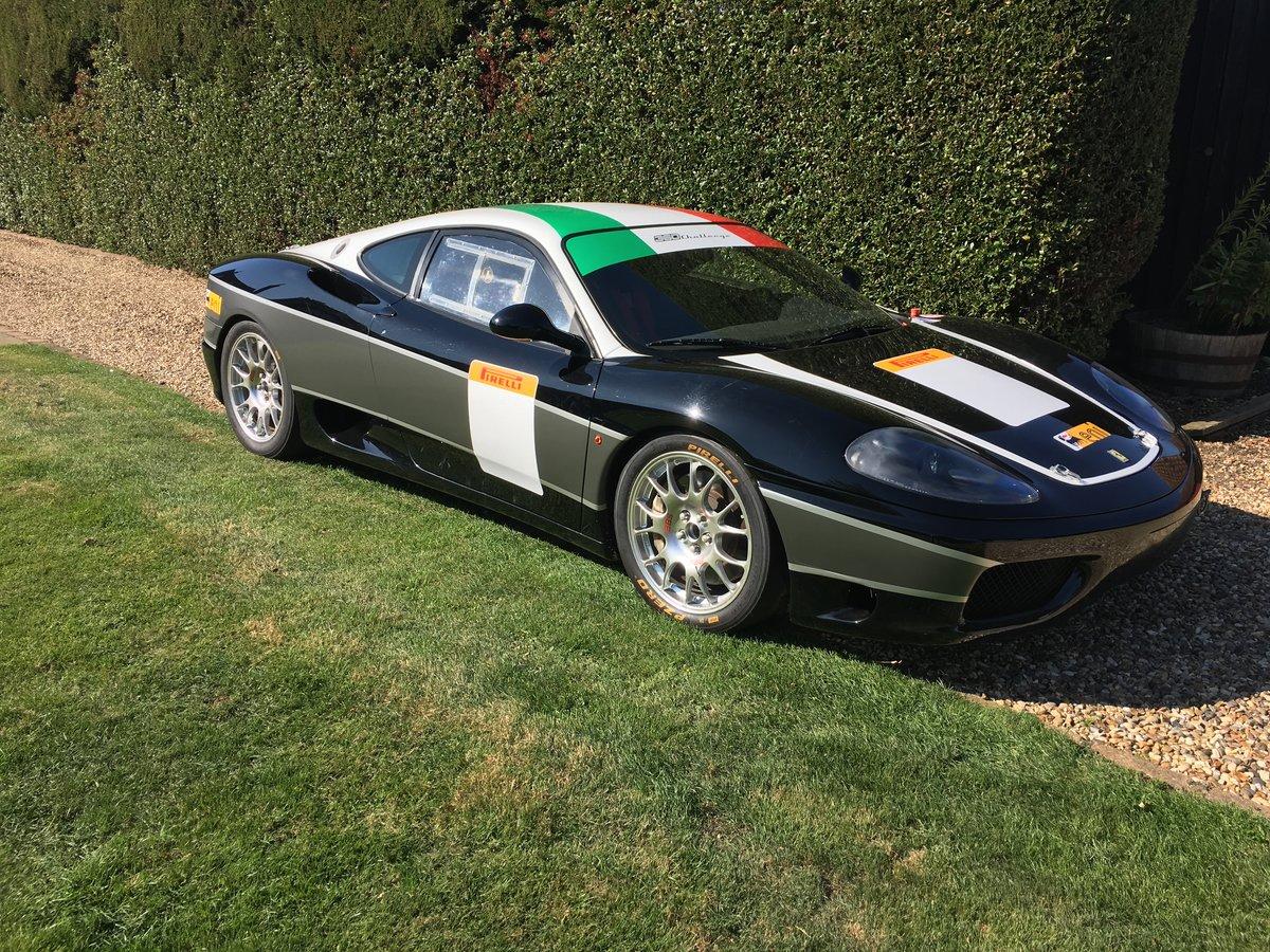 2000 FERRARI 360 MODENA CHALLENGE CAR For Sale (picture 1 of 6)