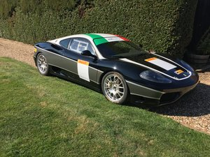 2000 FERRARI 360 MODENA CHALLENGE CAR For Sale