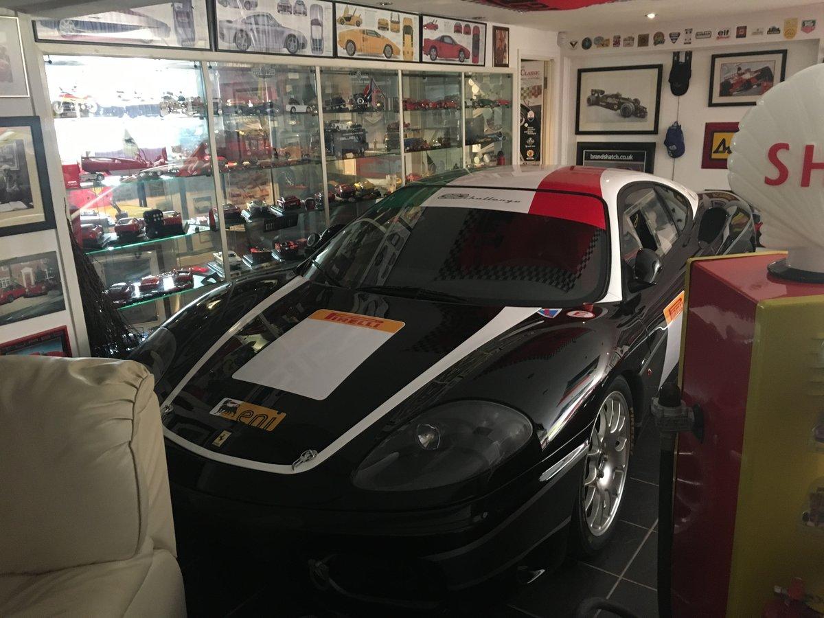 2000 FERRARI 360 MODENA CHALLENGE CAR For Sale (picture 3 of 6)