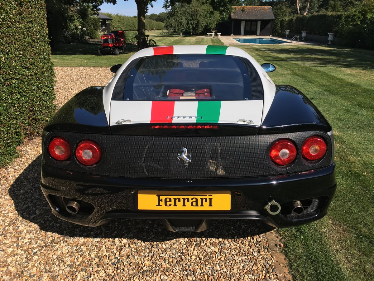 2000 FERRARI 360 MODENA CHALLENGE CAR For Sale (picture 4 of 6)
