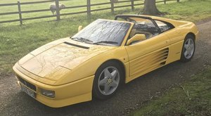 1993 FERRARI 348 TS For Sale by Auction
