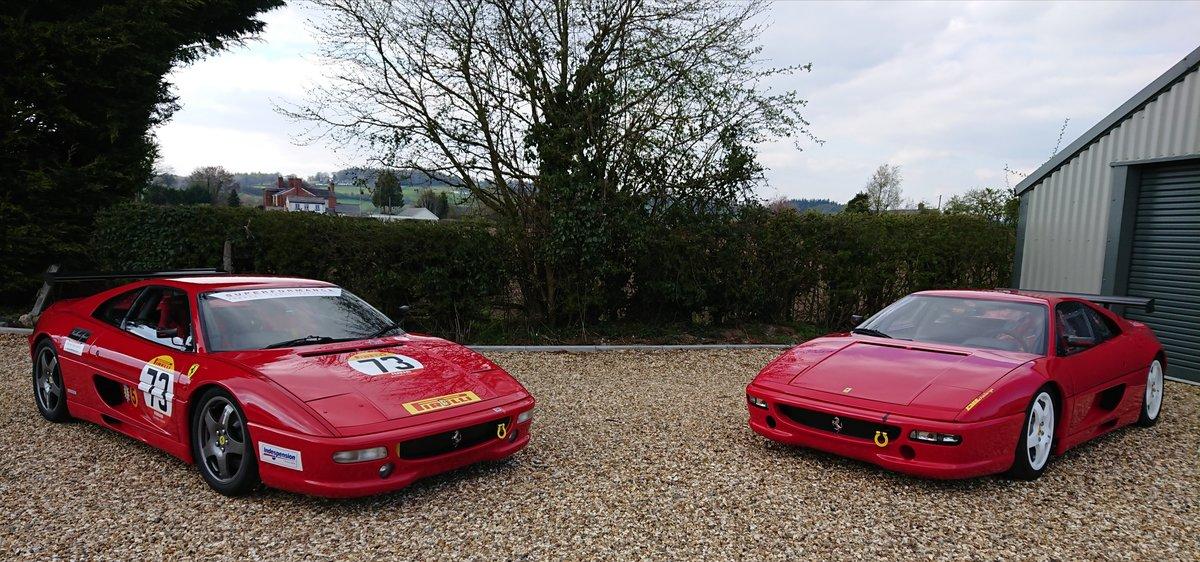 1997 Ferrari F355 Berlinetta Premium Challenge spec build For Sale (picture 2 of 6)