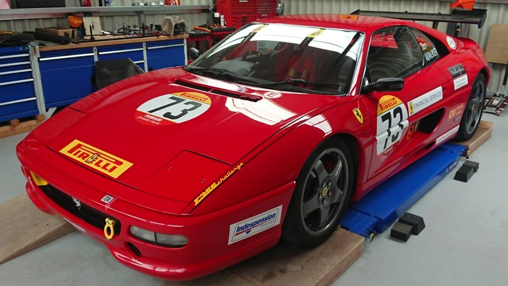 1997 Ferrari F355 Berlinetta Premium Challenge spec build For Sale (picture 3 of 6)