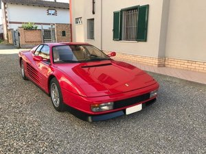 Picture of FERRARI TESTAROSSA 1990 For Sale