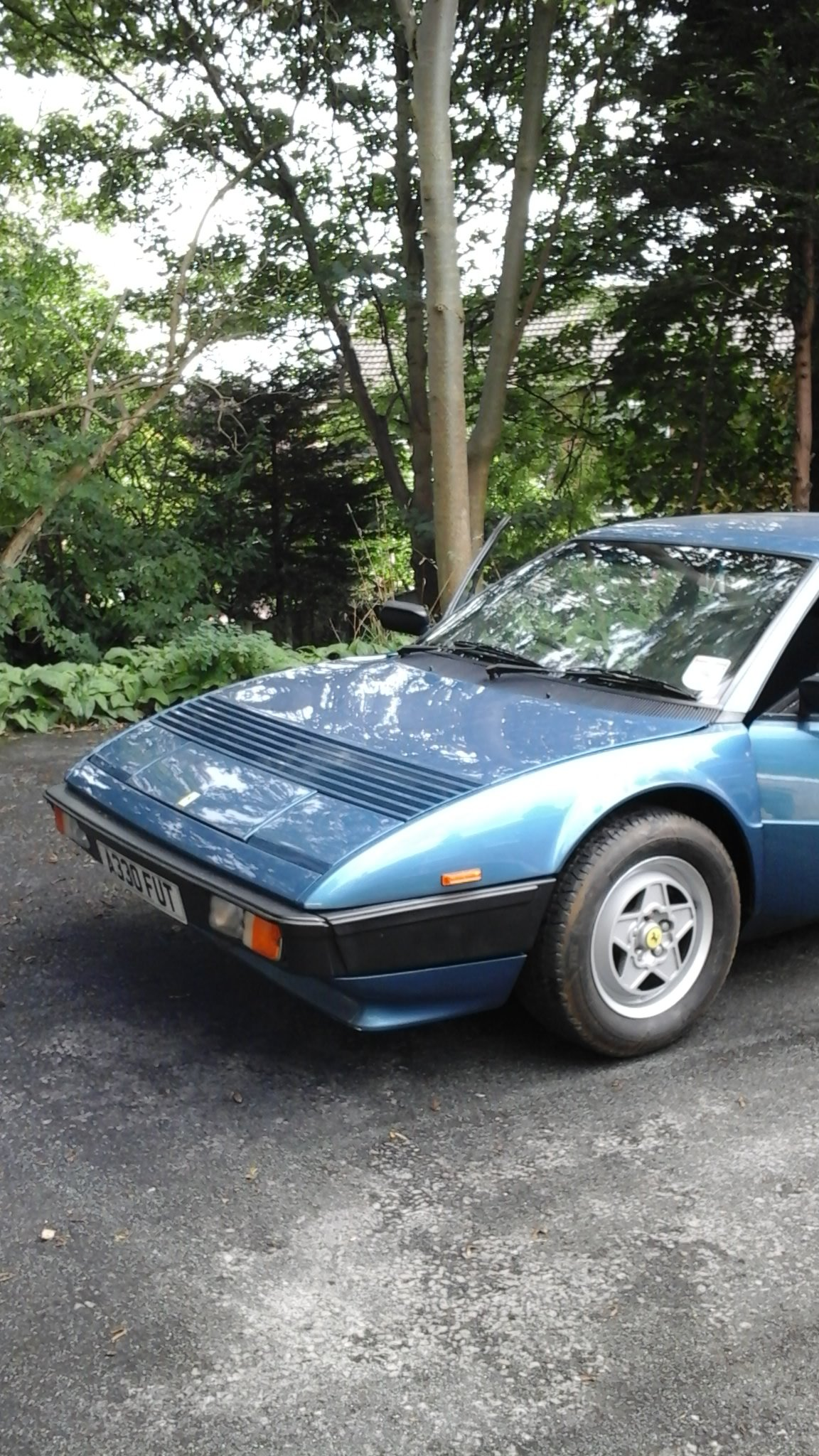 Ferrari Mondial qv 1983 rhd SOLD (picture 2 of 6)