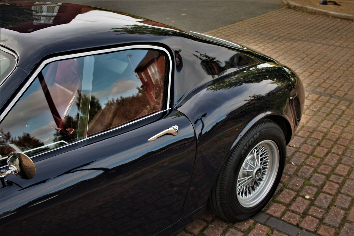 2000 Tribute 250SWB Coupe Kit Car - Ferrari Aston 250 Replica SOLD (picture 6 of 6)
