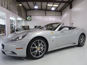 2012 Ferrari California Convertible