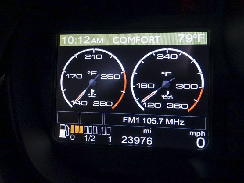 2012 Ferrari California Convertible For Sale (picture 5 of 6)