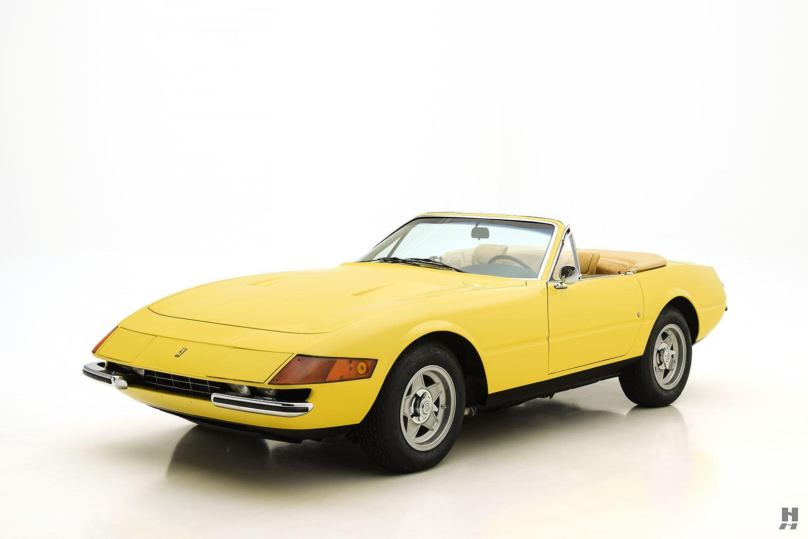 Ferrari 365 GTB/4 Daytona Spider-Conversion - 1971 For Sale (picture 2 of 6)