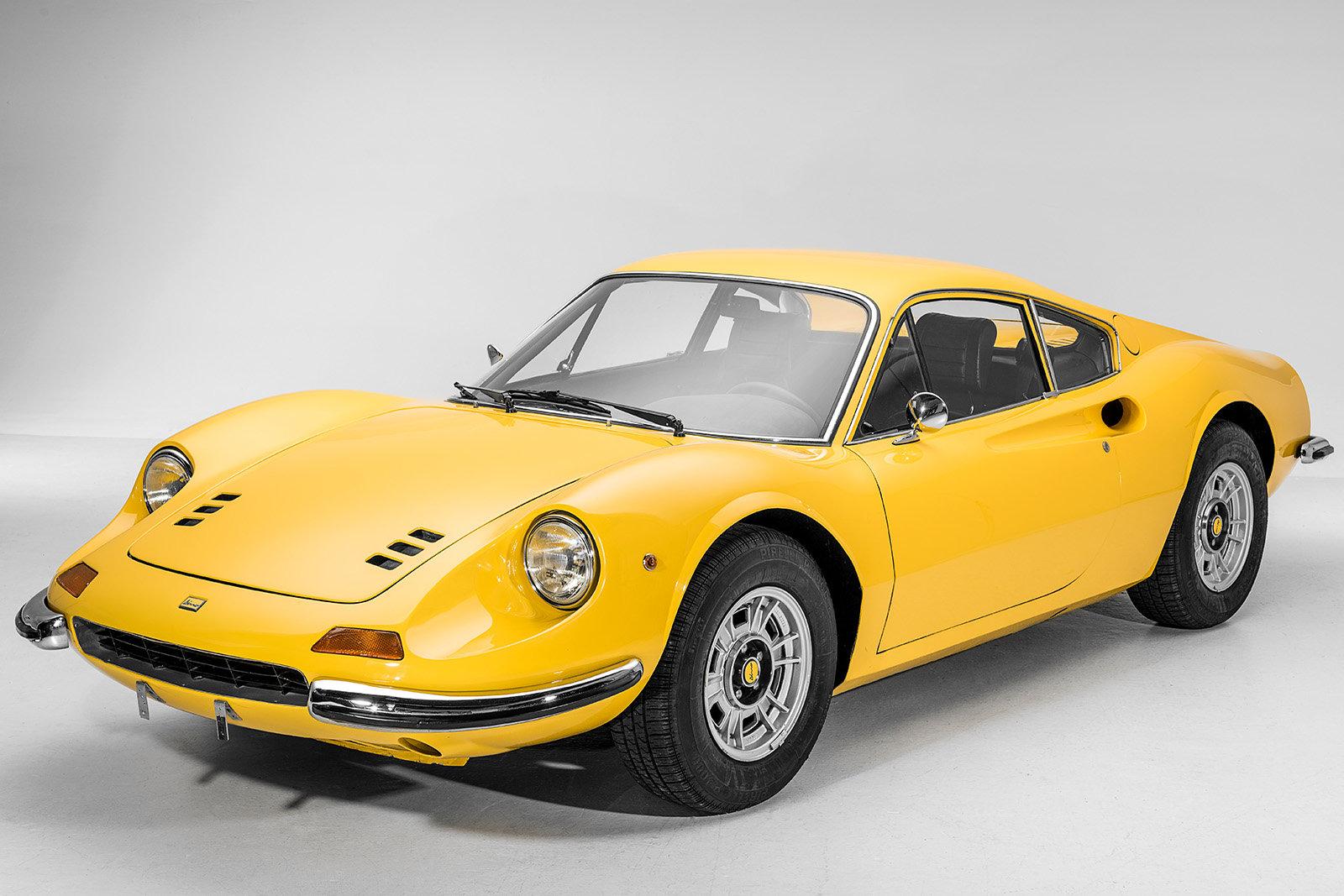 Ferrari Dino 246 GT (1971)  For Sale (picture 1 of 6)