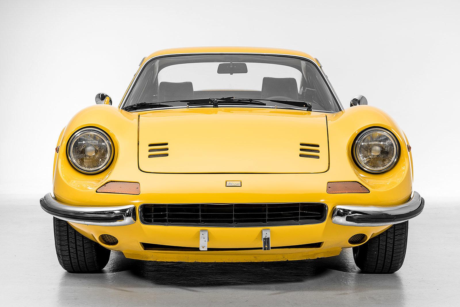 Ferrari Dino 246 GT (1971)  For Sale (picture 2 of 6)