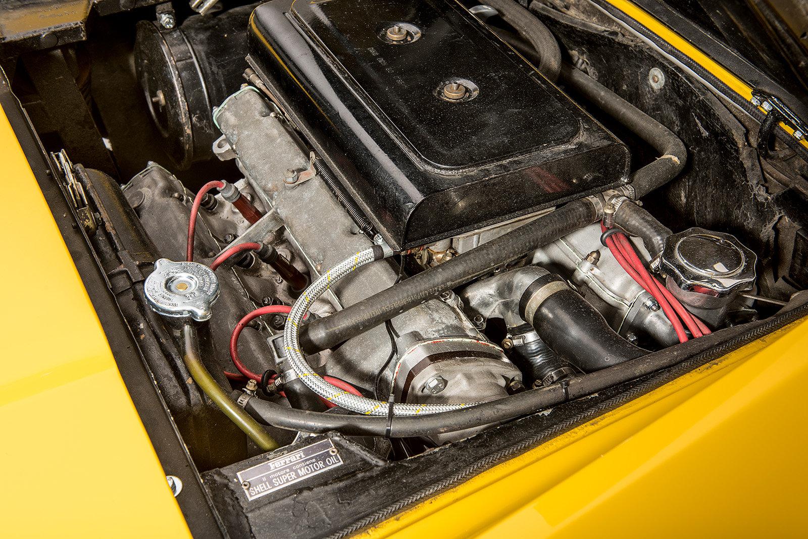 Ferrari Dino 246 GT (1971)  For Sale (picture 6 of 6)