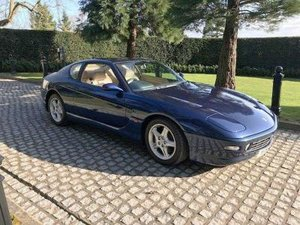 2000 Ferrari 456 GT For Sale by Auction