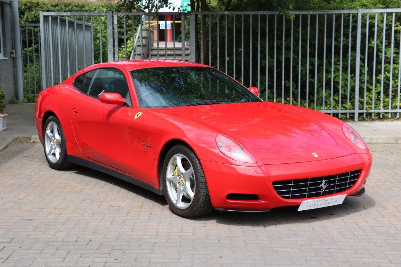 2005 Ferrari 612 Scaglietti - Superb History For Sale (picture 1 of 6)