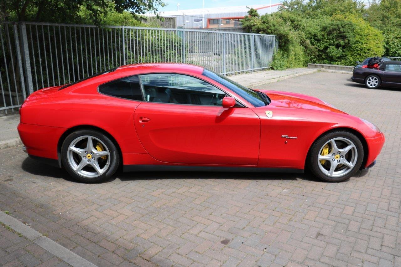 2005 Ferrari 612 Scaglietti - Superb History For Sale (picture 3 of 6)
