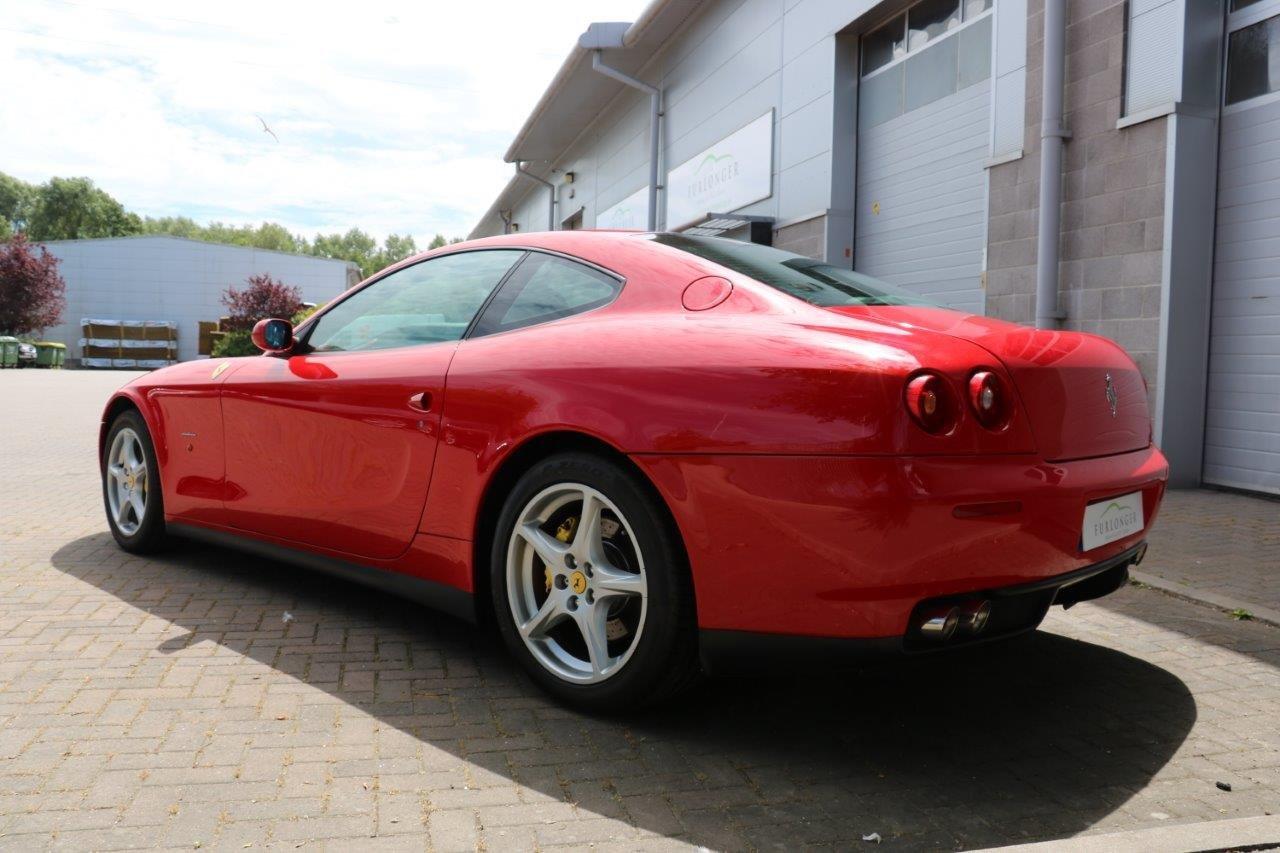2005 Ferrari 612 Scaglietti - Superb History For Sale (picture 4 of 6)