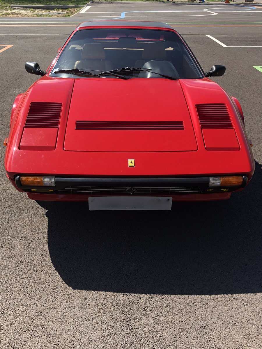 1988 Ferrari 308 quattrovalvole For Sale (picture 2 of 2)