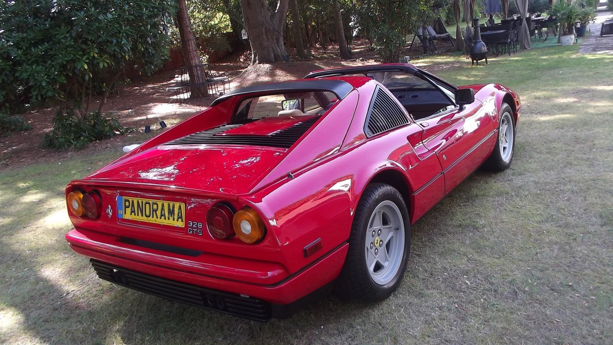 1988 FERRARI 328 GTS For Sale (picture 3 of 6)