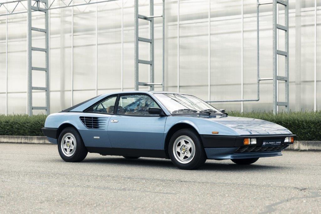 1981 Ferrari Mondial 8 For Sale (picture 1 of 6)
