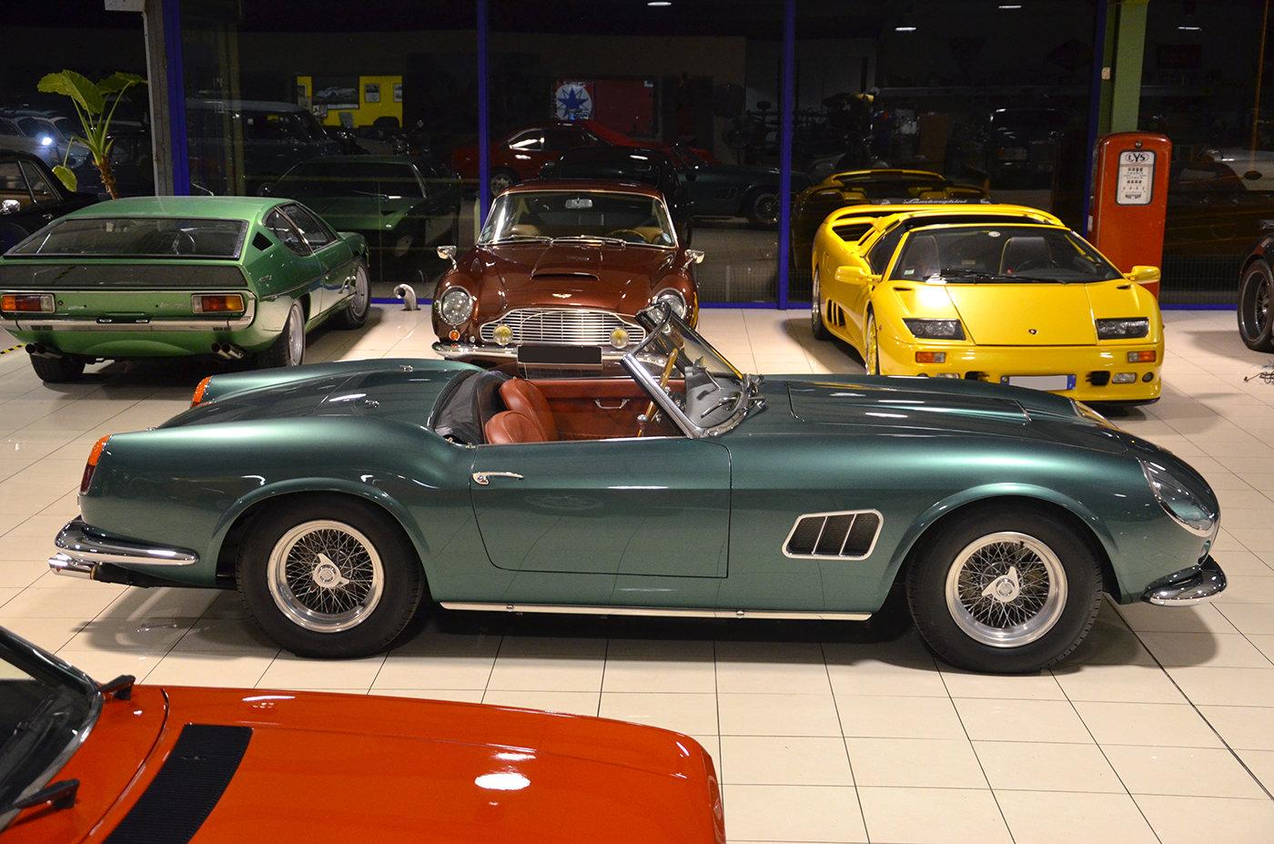 1963 Ferrari 250 GT California SWB Aluminium Body  For Sale (picture 2 of 6)