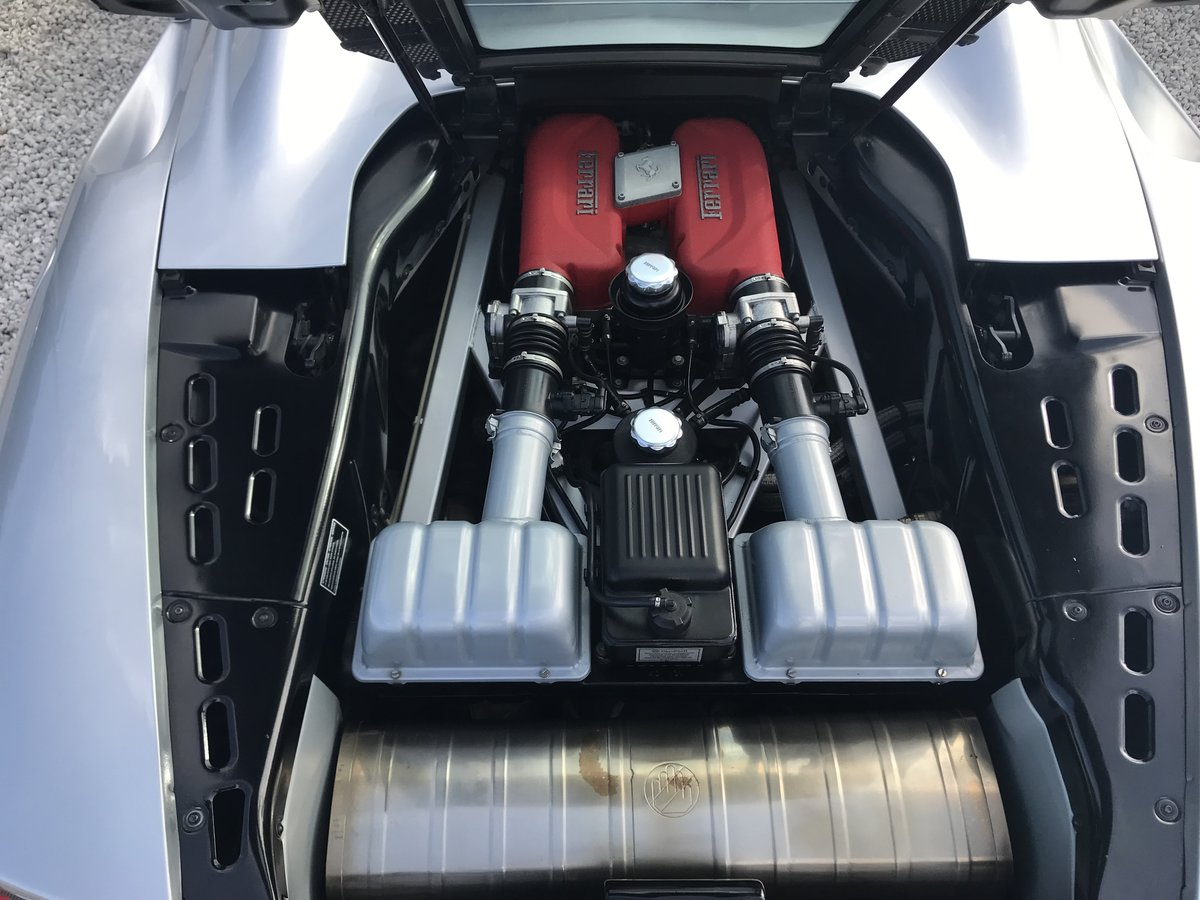2004 FERRARI 360 F1 SPIDER ** ONLY 11,800 miles ** For Sale (picture 6 of 6)