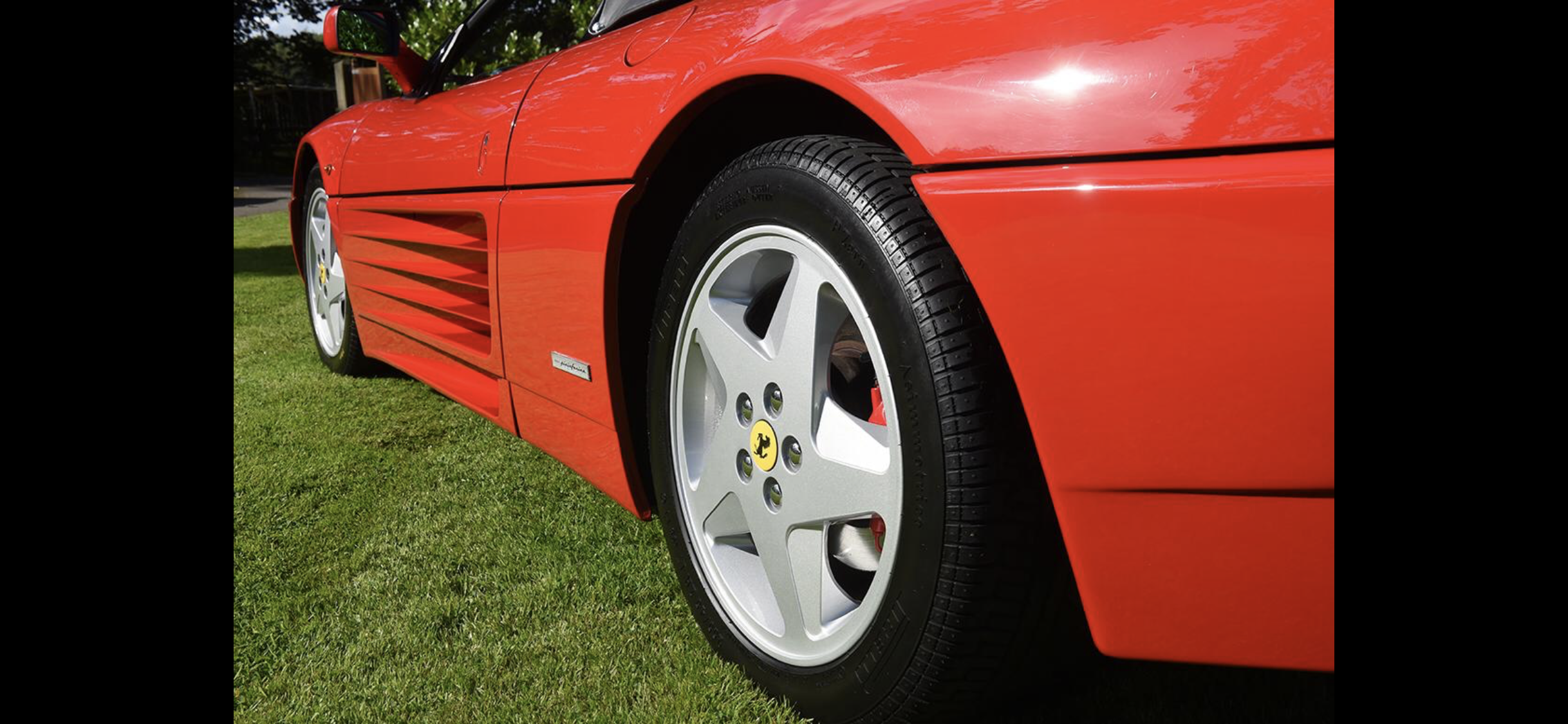 1994 Ferrari 348 RHD Manual Spider Low miles For Sale (picture 2 of 6)