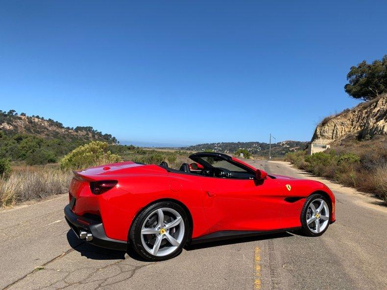 2019 Ferrari Portofino F1  only 425 miles Red(~)Black   $obo For Sale (picture 2 of 6)