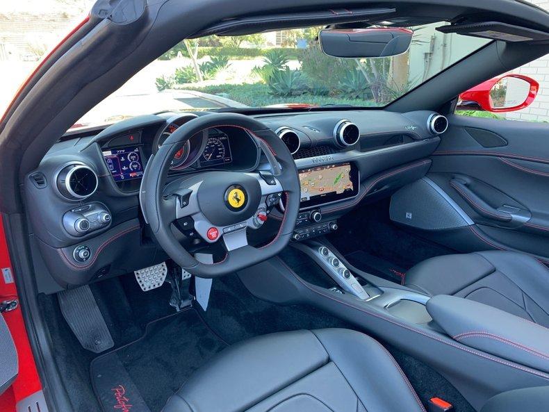2019 Ferrari Portofino F1  only 425 miles Red(~)Black   $obo For Sale (picture 4 of 6)