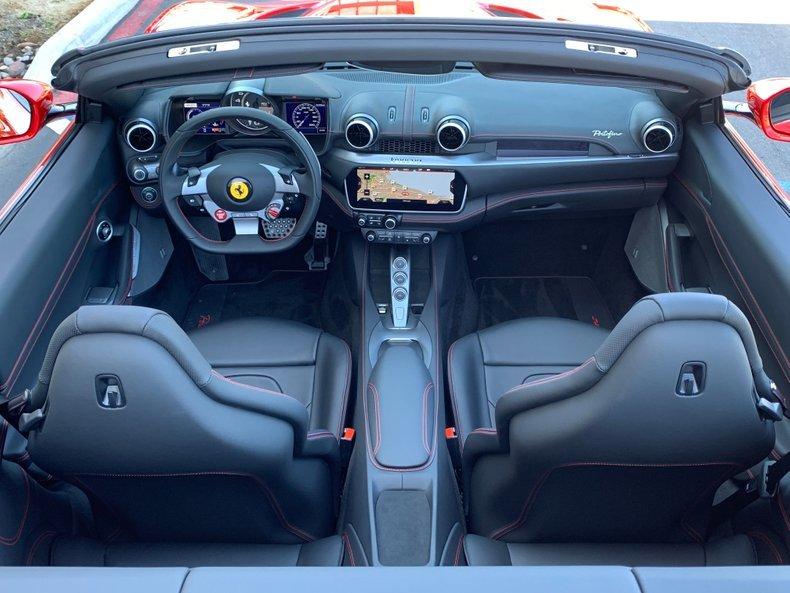 2019 Ferrari Portofino F1  only 425 miles Red(~)Black   $obo For Sale (picture 5 of 6)
