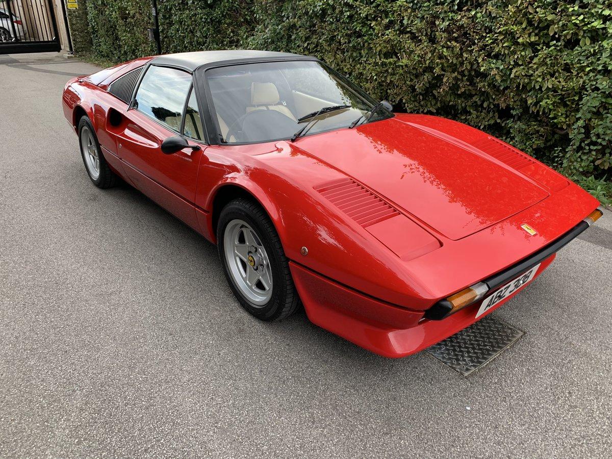 1978 Ferrari 308 GTS For Sale (picture 1 of 6)