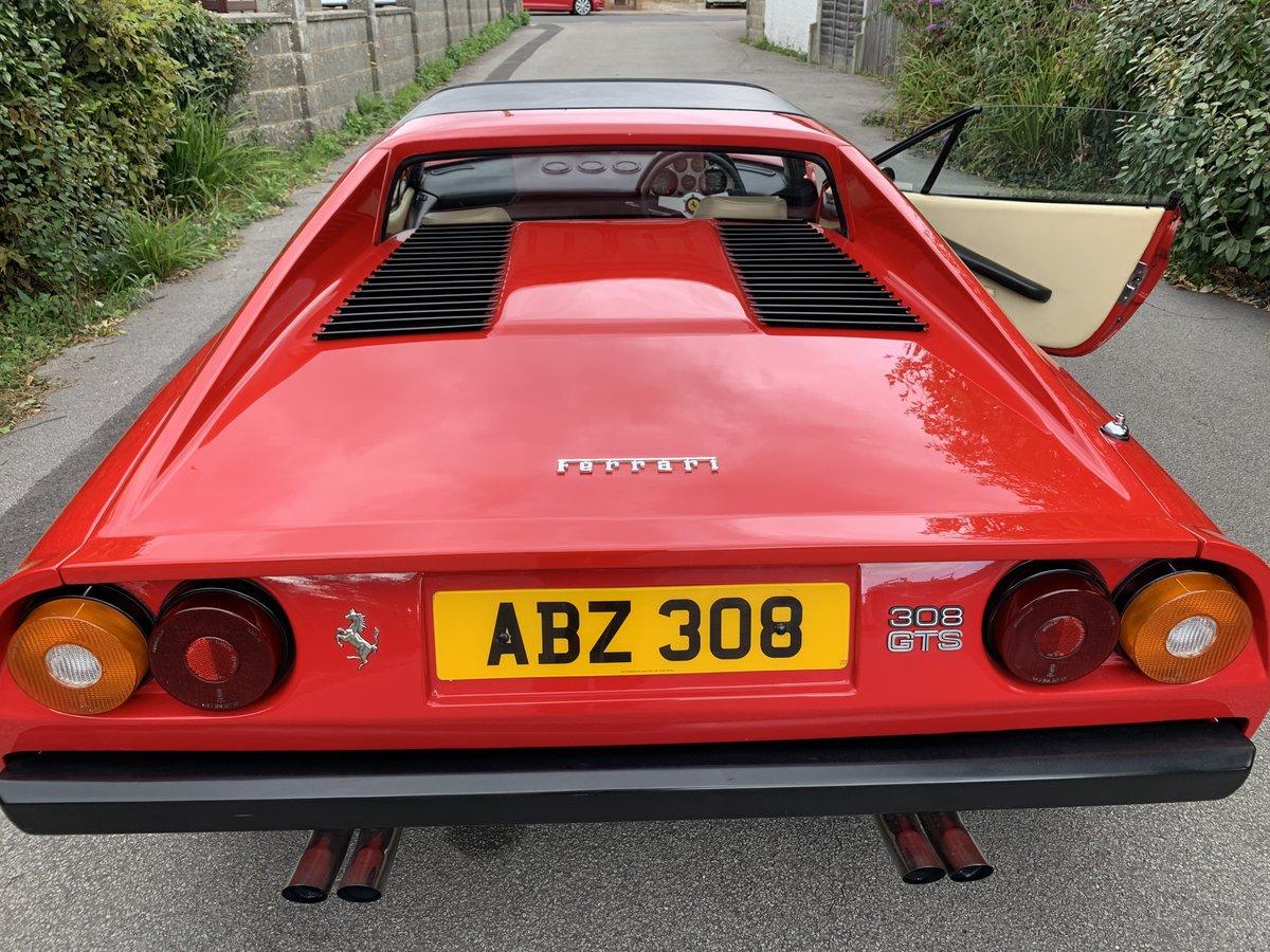 1978 Ferrari 308 GTS For Sale (picture 3 of 6)