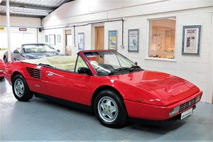 1988 Ferrari Mondial 3.2 Cabriolet For Sale