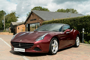 Ferrari California 3.9 T
