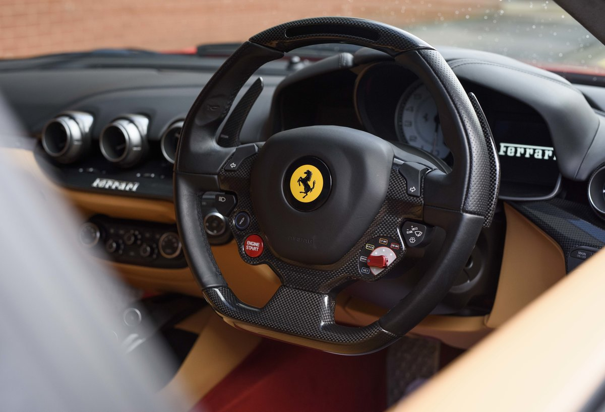 2014 Ferrari F12 Berlinetta For Sale In London  ( RHD  For Sale (picture 15 of 24)