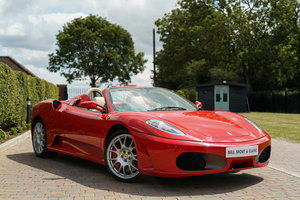 2008 (MY) Ferrari 430 F1 Spider