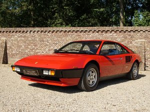 1981 Ferrari Mondial European car, well serviced, 85.621 km For Sale