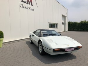 1981 Ferrari 308 GTSI top condition For Sale