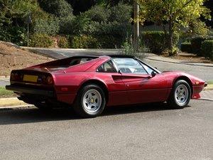 1978 Ferrari GTS, Rosso Rubino with beige, show condition For Sale