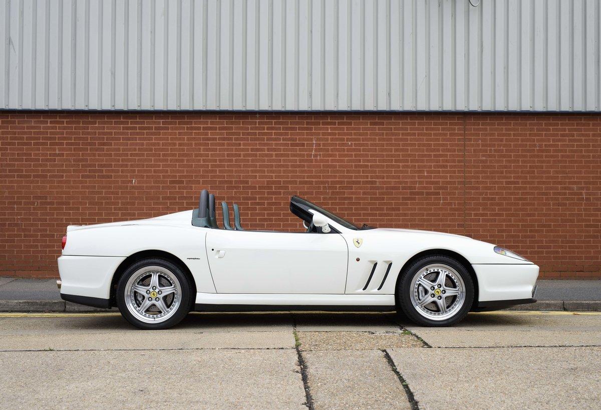 2002 Ferrari 550 Barchetta RHD For Sale In London For Sale (picture 5 of 24)