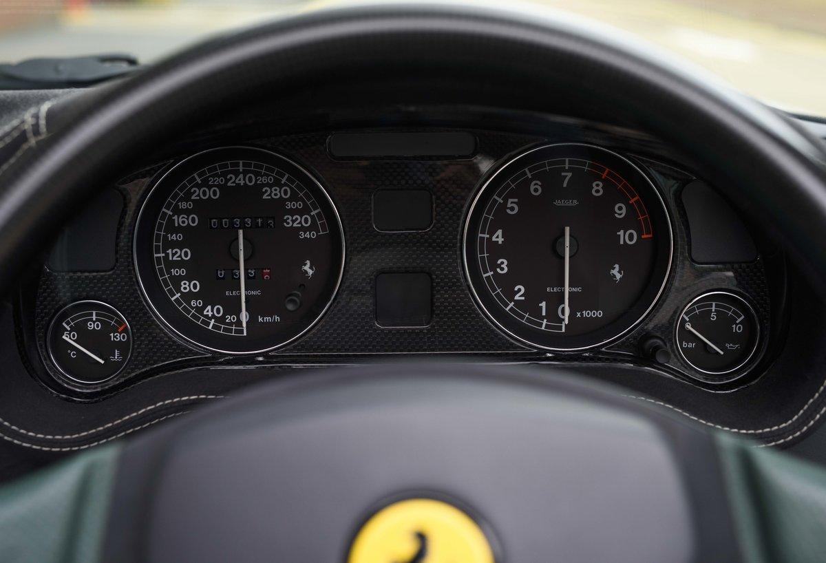 2002 Ferrari 550 Barchetta RHD For Sale In London For Sale (picture 14 of 24)