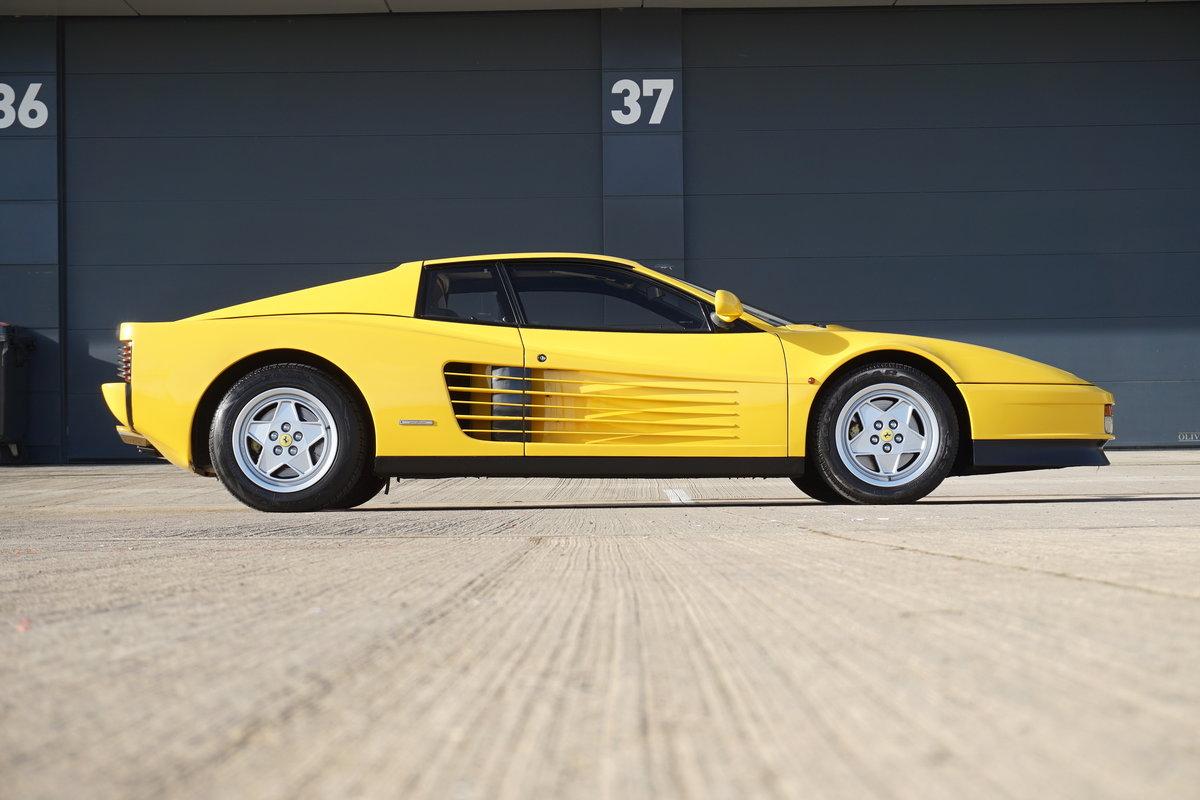 1991 Ferrari Testarossa RHD For Sale