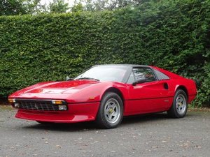 1983 Ferrari 308 GTS QV For Sale