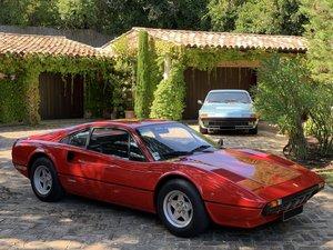 1976 Ferrari 308 GTB Vetroresina par Pininfarina        For Sale by Auction