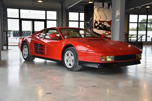 1988 Ferrari Testarossa  No reserve                       For Sale