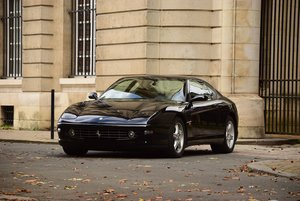 1999 Ferrari 456 M GT              For Sale by Auction