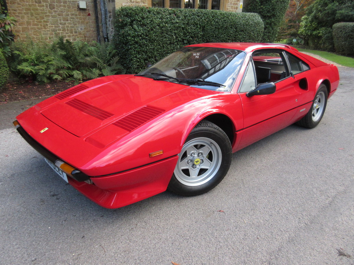 1983 SOLD-Another required Ferrari 308 GTB QV For Sale (picture 1 of 6)